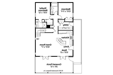 Cottage Homes Floor Plans by Cottage House Plans Lyndon 30 769 Associated Designs