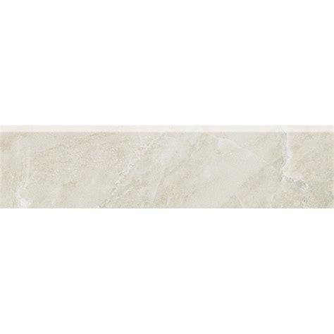 bullnose marble tile american olean mirasol silver marble 3 quot x 12 quot bullnose ceramic tile ml72s43c9f1p