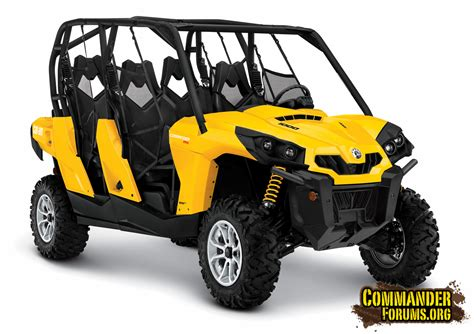 2015 Can-am Commander Max 1000 Specs And Photos