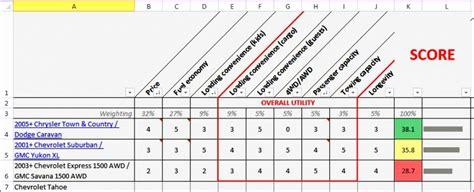 matrix excel template excel templates excel templates