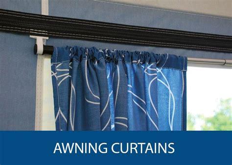 caravan awning curtains caravan helper