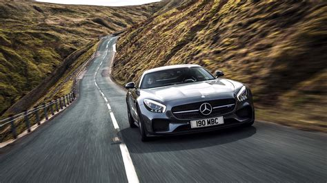2015 Mercedes Amg Gt S Uk Spec Wallpaper