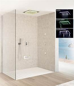 Configurations  Shower 4 Outlets Wellness