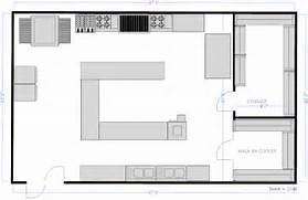 Easy Kitchen Design Planner Image Simple Restaurant Layout Restaurant Kitchen Plan