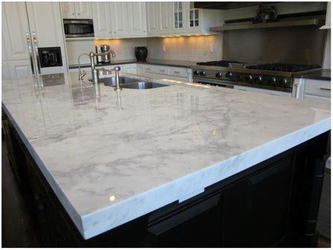 ekbacken countertop white marble effect gray quartz