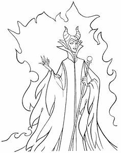 disney villains coloring page coloriage pinterest With wiringpi 40 pins