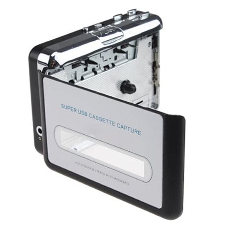 Cassetta Mp3 by Usb Portable Cassette To Mp3 Converter To Mp3 Player