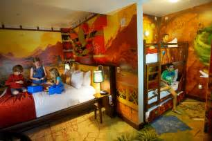 Ninjago Legoland California Hotel Rooms