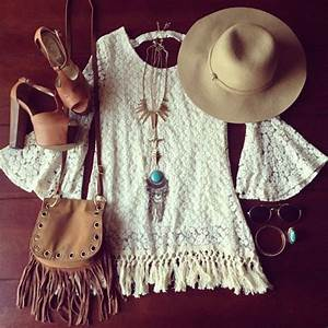 Top 15 Boho Style Spring u0026 Summer Outfits With Dress u2013 Pretty Fashion Trend Tip - HoliCoffee