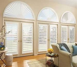 20 sumptuous living room designs with arched windows rilane With window designs for living room