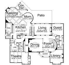 waddesdon manor plans   ground floor  chamber floor similarities  service wing  bh