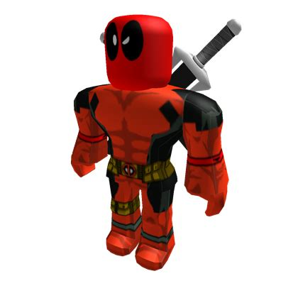 deadpool package roblox