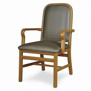 chaise avec accoudoir salle a manger idees de decoration With chaise salle a manger avec accoudoir