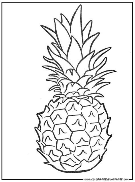 fruit  coloriage  colorier les coloriages  dessin