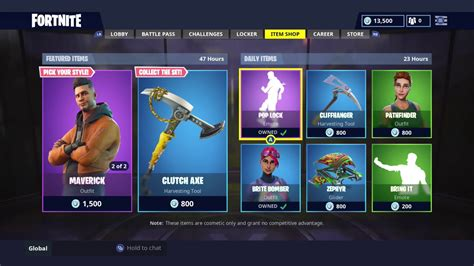 fortnite item shop today new daily item shop today skin reset fortnite
