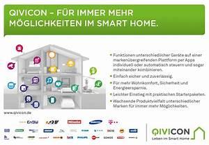 Qivicon Smart Home : qivicon smart home bitron video ~ Frokenaadalensverden.com Haus und Dekorationen
