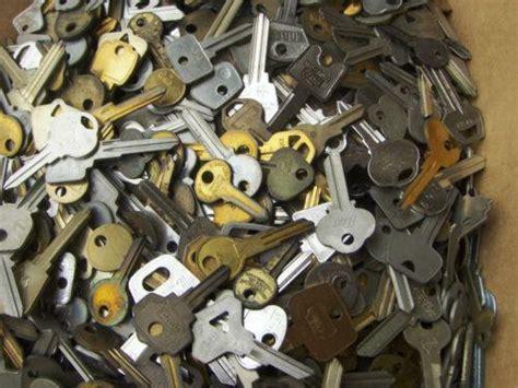 Vintage Car Keys