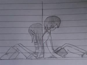 Easy Depressed Drawings | www.pixshark.com - Images ...