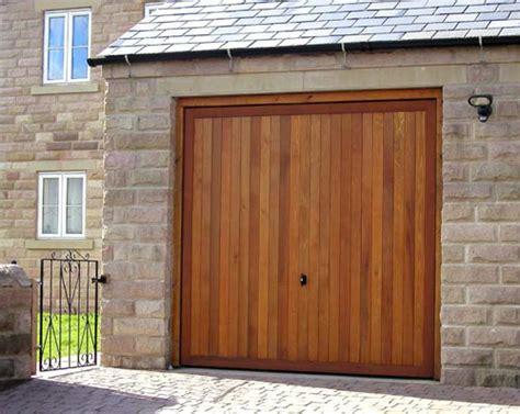wooden garage doors simple maintenance advice for your wooden garage door