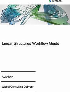 Linear Structures Workflow Guide