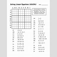 25+ Best Ideas About Solving Equations On Pinterest  Math Equations, Solving Algebraic
