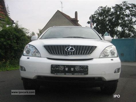lexus truck 2007 2007 lexus rx 350 car photo and specs