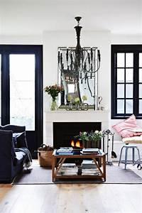 Paris, Themed, Living, Room, Decor, Ideas