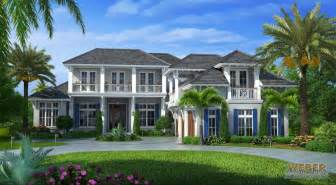 naples fl architecture west indies style house plan weber design naples fl - Mediterranean House Plan