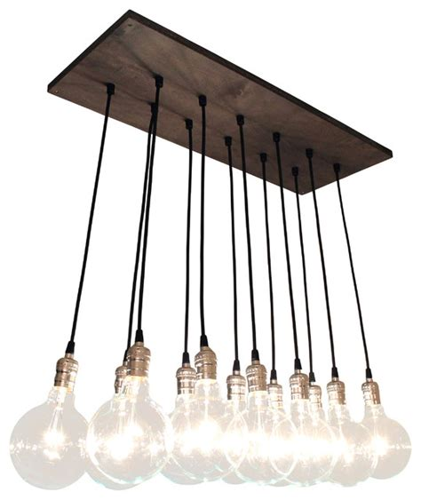 chic chandelier industrial chandeliers by