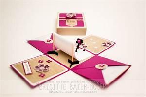 Gutschein Geschenke Verpacken : explosionsbox fotoshooting geschenke pinterest ~ Watch28wear.com Haus und Dekorationen
