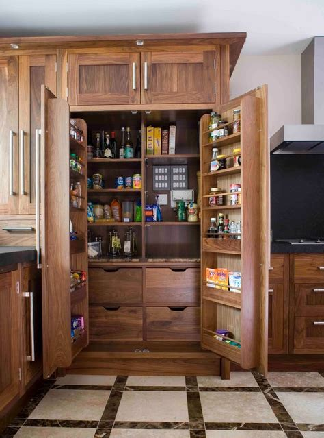 Pantry Cupboard Design by The Best Kitchen Space Creator Isn T A Walk In Pantry It
