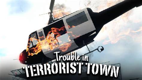 Helikopter Crash ★ Trouble In Terrorist Town (garry's Mod