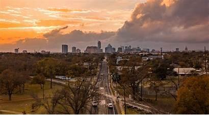 Austin Texas Urban Geography Problems Climate Growth