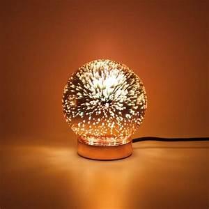 Lampe Rose Gold : lampe galaxy cadeau maestro ~ Teatrodelosmanantiales.com Idées de Décoration