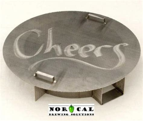 false bottom bubba s barrels 100 gallon drum 4 quot element stand norcal brewing solution