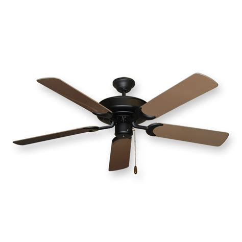 gulf coast ceiling fans 56 quot palm blade ceiling fan gulf coast palm breeze ii in