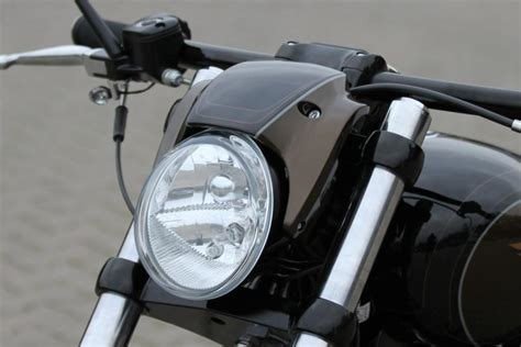 Headlight And Fairing Kit For Harley Breakout