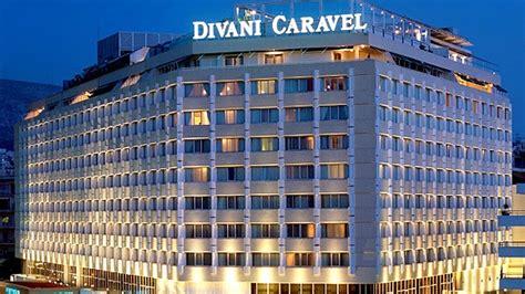 Divani Caravel Hotel, Athens, Greece