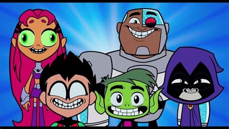 teen titans    movies official teaser trailer