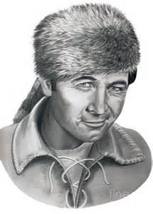 Fess Parker Daniel Boone