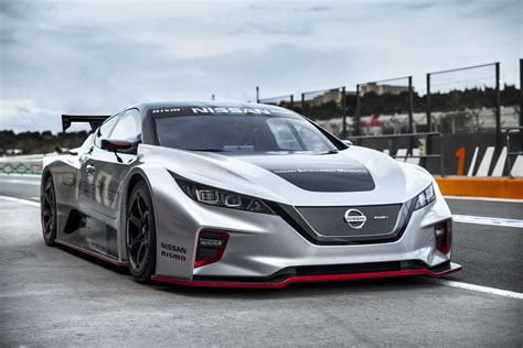 Nissan Leaf NISMO RC Makes European Racing Debut in Spain ...