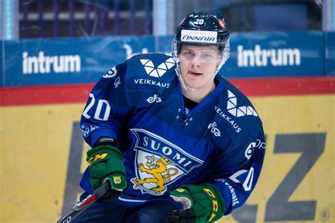 """Ruotsalainen first played as a youth within hometown club, oulun kärpät. Pelastaako NHL-leiriltä palannut ykkössentteri voitottoman Ilveksen? """"Tällä joukkueella on ..."""