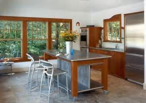 stainless steel kitchen work table island mobile kitchen islands ideas and inspirations