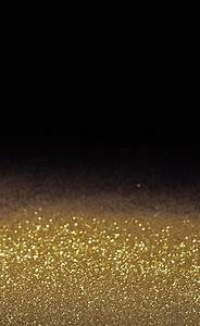 Black and Gold iPhone Wallpaper