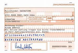 Bic Berechnen Durch Iban : stuzza zahlen mit system zahlungsbelege ~ Themetempest.com Abrechnung