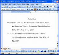 MLA Format For Essays And Research Papers Mr Sheehy 39 S English Website Formatting A Works Cited Page Mr Sheehy 39 S English Website Formatting A Works Cited Page Martinkova How To Do A Works Cited Page In Mla Format For A Website
