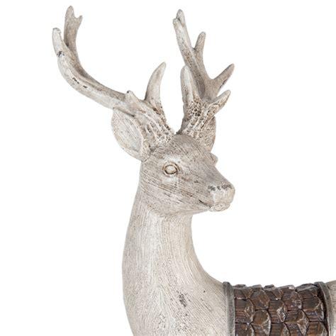 decoratie hert decoratie hert op voet decoratie dieren caatje s winkeltje