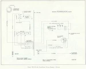 1966 Buick Riviera  Air Conditioner Wiring Diagram