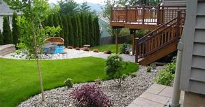 Small, Landscaping, Ideas, For, Backyard, Designs, For, Privacy