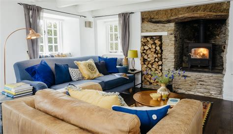 luxury cottage cornwall roseland peninsula luxury modern cottage for couples in